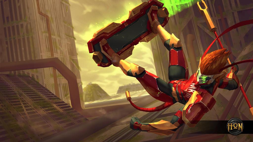 Скачать Hon Игру - фото 10