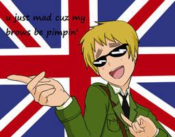 England- u mad by Srednas-Mas