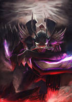 Pre-Season 3 digi art throwdown by HyperShadowX1