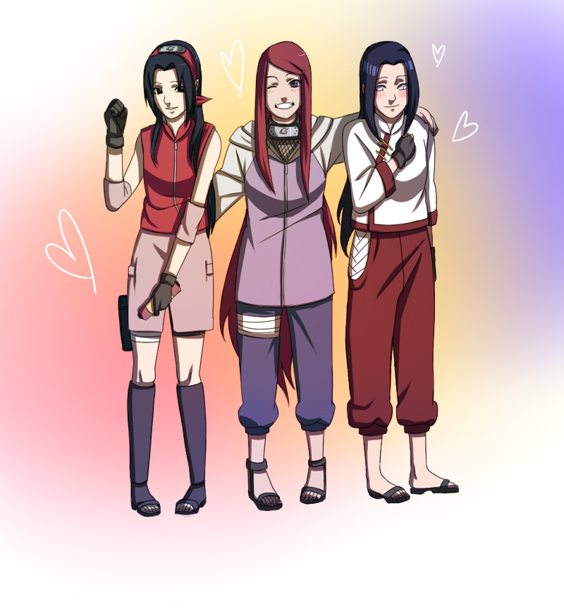 mother in laws naruto by bayneezone on deviantart