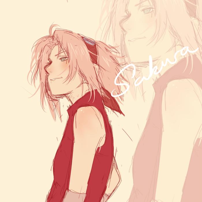 Sakura by BayneezOne
