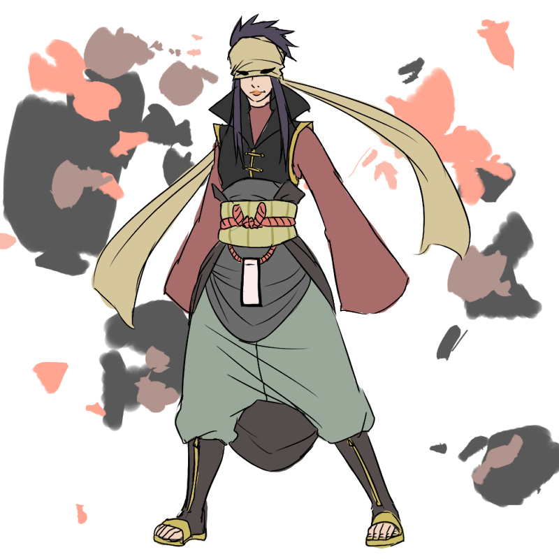 Naruto Princess Oc Doodle Design Thing By BayneezOne On
