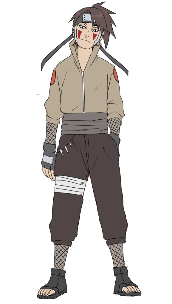 Male Inuzuka Adoptable -sold- by BayneezOne on DeviantArt