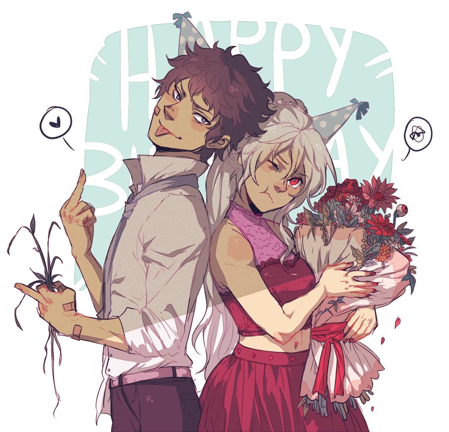 Happy Birthday Bro! by BayneezOne