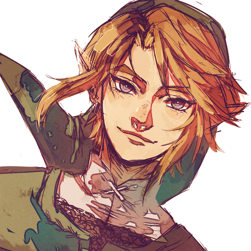 Link by BayneezOne on DeviantArt