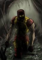 Quake's Ranger by Helios437