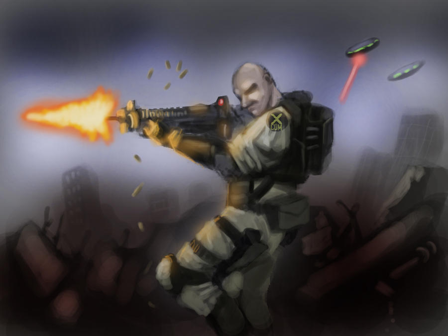 Xcom Art Pictures to Pin on Pinterest - PinsDaddy