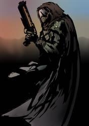 Destiny Hunter by Helios437