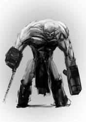 Quake 1 Ogre by Helios437
