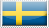 Sweden stamps by Stamps2