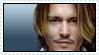 Johnny Depp Stamp by RogueLottie
