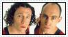 Umbilical Bro's Stamp by RogueLottie