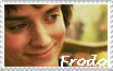 Frodo Stamp by RogueLottie
