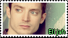Elijah Wood Stamp by RogueLottie