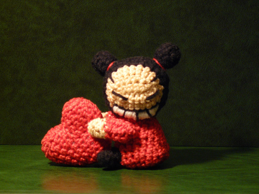 Amigurumi Big Heart : Amigurumi Pukka by Spawn101com on DeviantArt