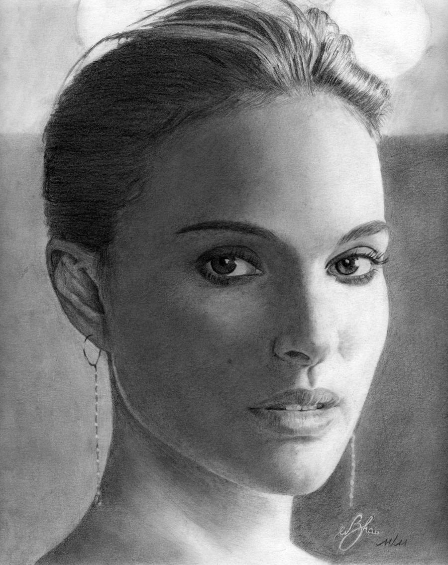 Natalie Portman by StupidFrench