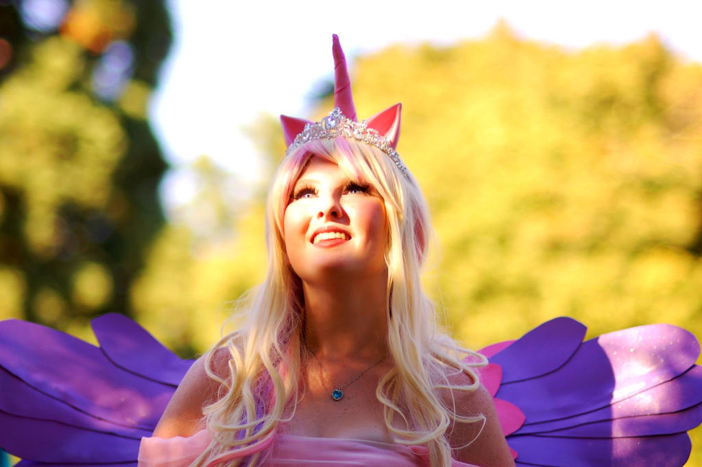 MLP:FiM - The Crystal Princess by Eli-Cosplay