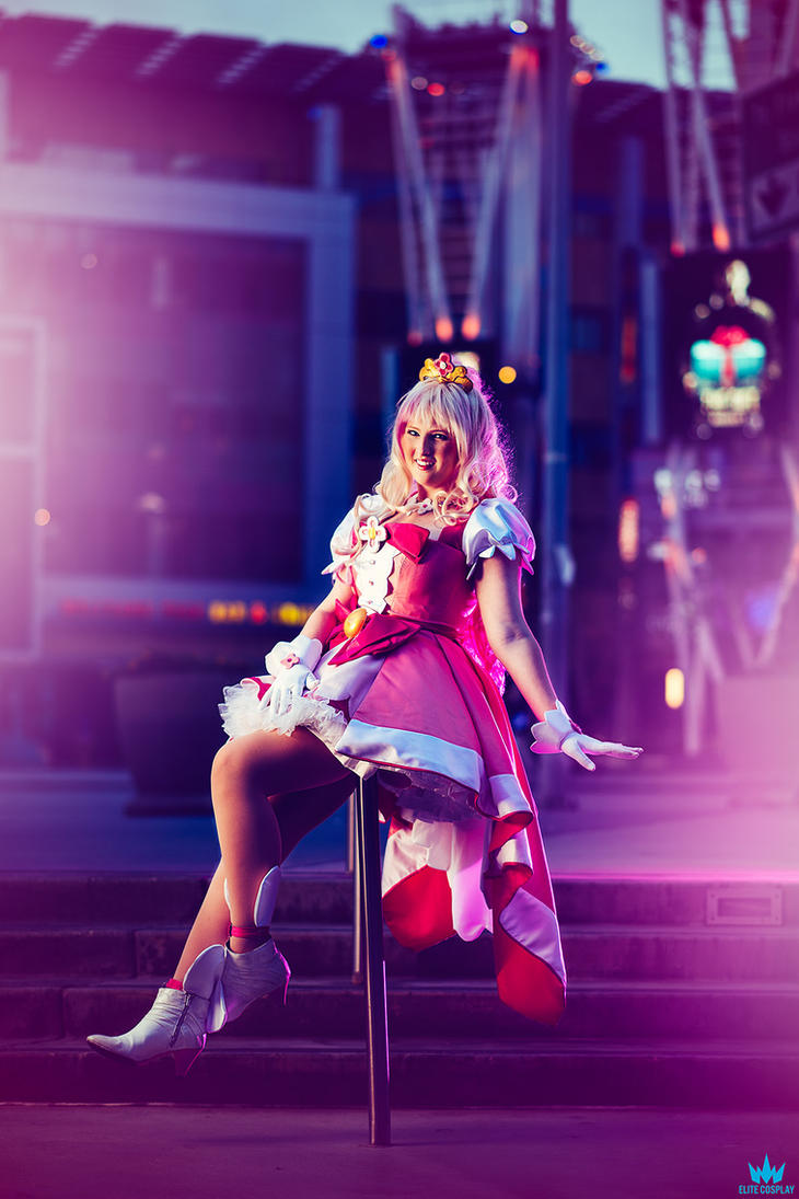 Go!PriPreCure - Princess in Full Bloom! by Eli-Cosplay