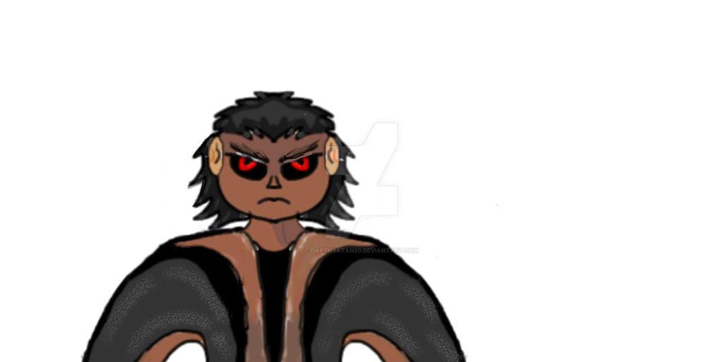 Darth Satan Human Form by darthsatan20 on DeviantArt