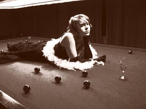 Brown Snooker