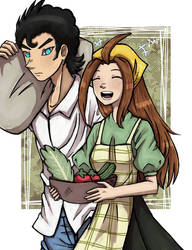 Farming by futo-miku
