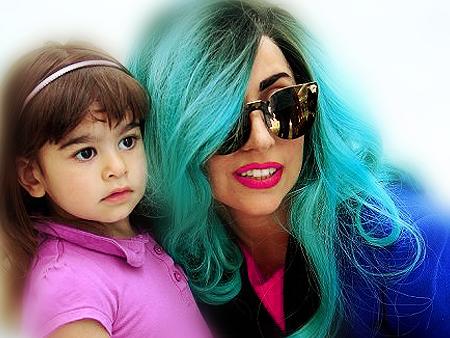 Dia 8 Lady Gaga by MnsterParawhoreDIEGO