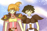 Slayers-verse Misty And Ash