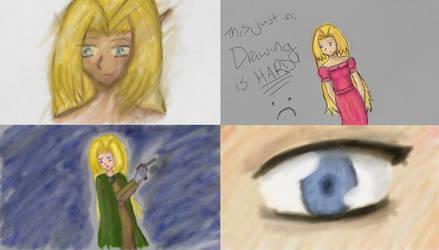 Art Academy Drawings - Filia