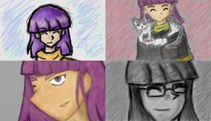 Xellos Art Academy Drawings