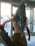 Pyramid Head Cosplay 05
