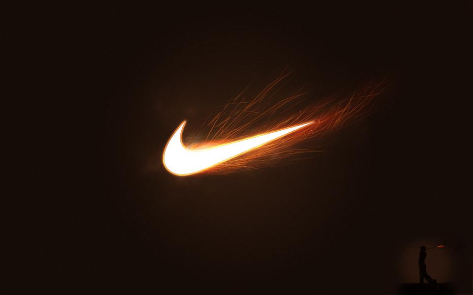 Light Blue Nike Running Shoes