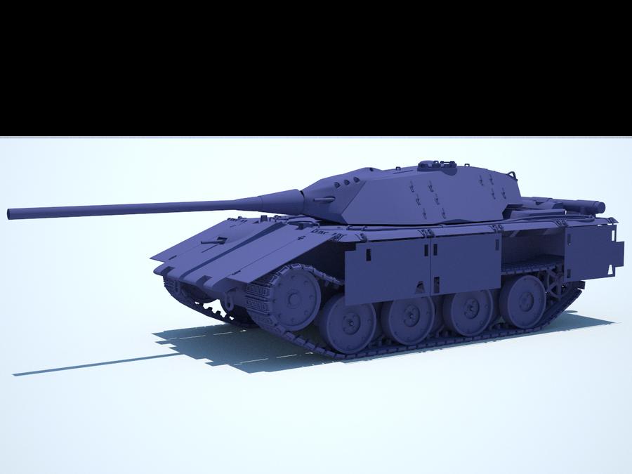 E-79B Panther III by Zaaphod