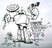 Canadian Vote, BigRobo wins by nvanvlymen