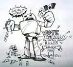 Canadian Vote, BigRobo wins