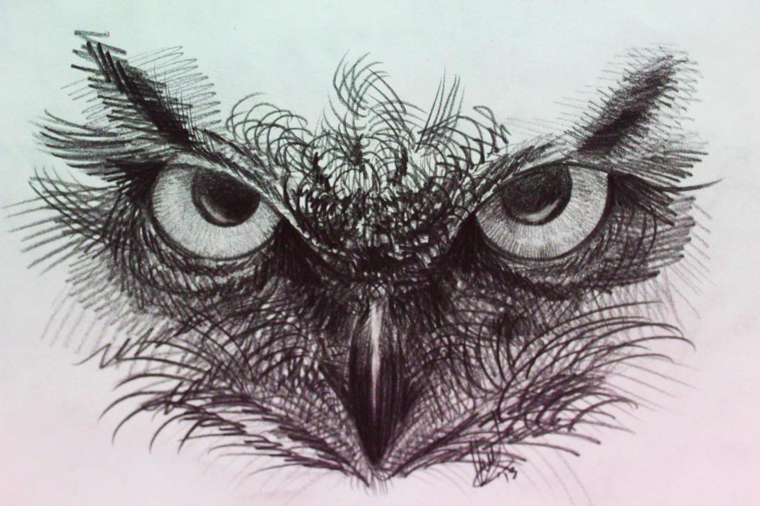 owl by valdemarii on deviantart