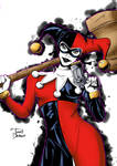 Harley quinn by leaveit2deaver