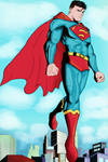 Superman by leaveit2deaver