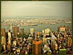 New York is Amazing by kredainou1990
