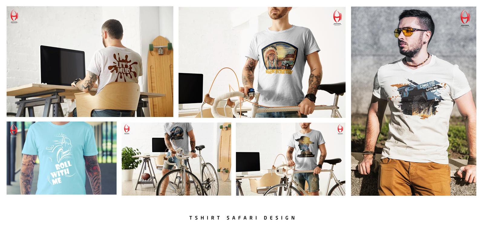 Safari Shirt Design | Safari T Shirt Design By Adobelover On Deviantart