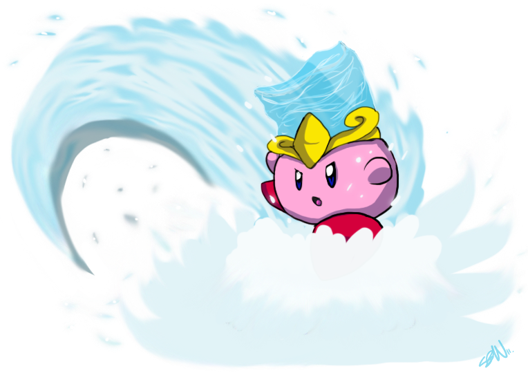 Water Kirby - Bing images