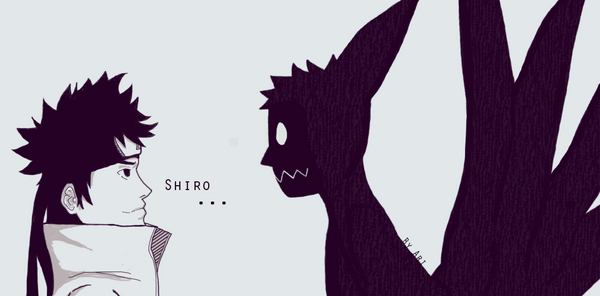 OC-Shiro:Father And Son by HaidKyo