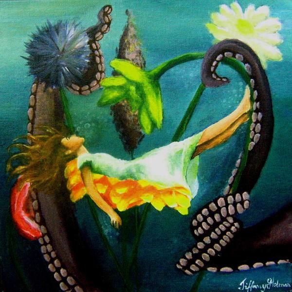 Octopus Garden Under The Sea By Tiffanyannh On Deviantart