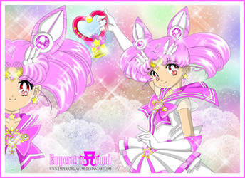 Celestial Sailor Chibi Moon by EmperatrizAyumi