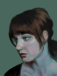 Portrait by AxelTailor