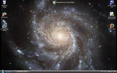 New Desktop by KainnART