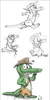 Cooter doodles (Coodles)