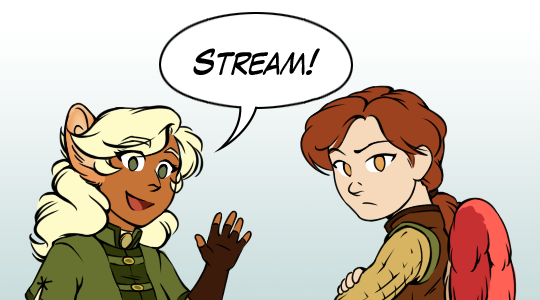Briel Art Stream Banner by kuromorikitsune