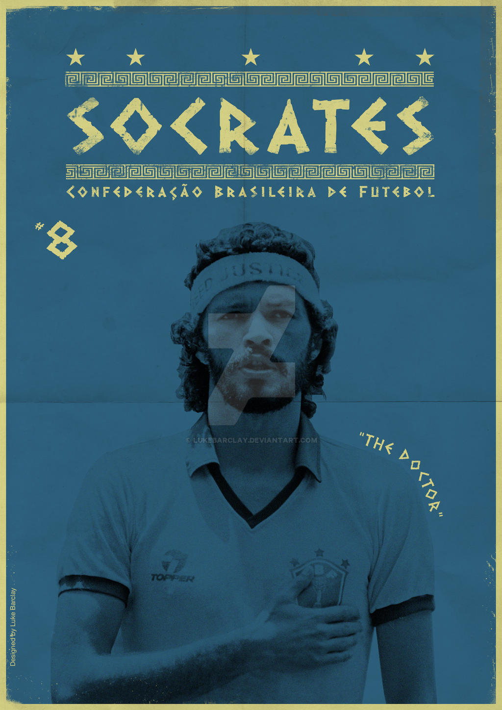 Socrates poster. by lukebarclay on DeviantArt
