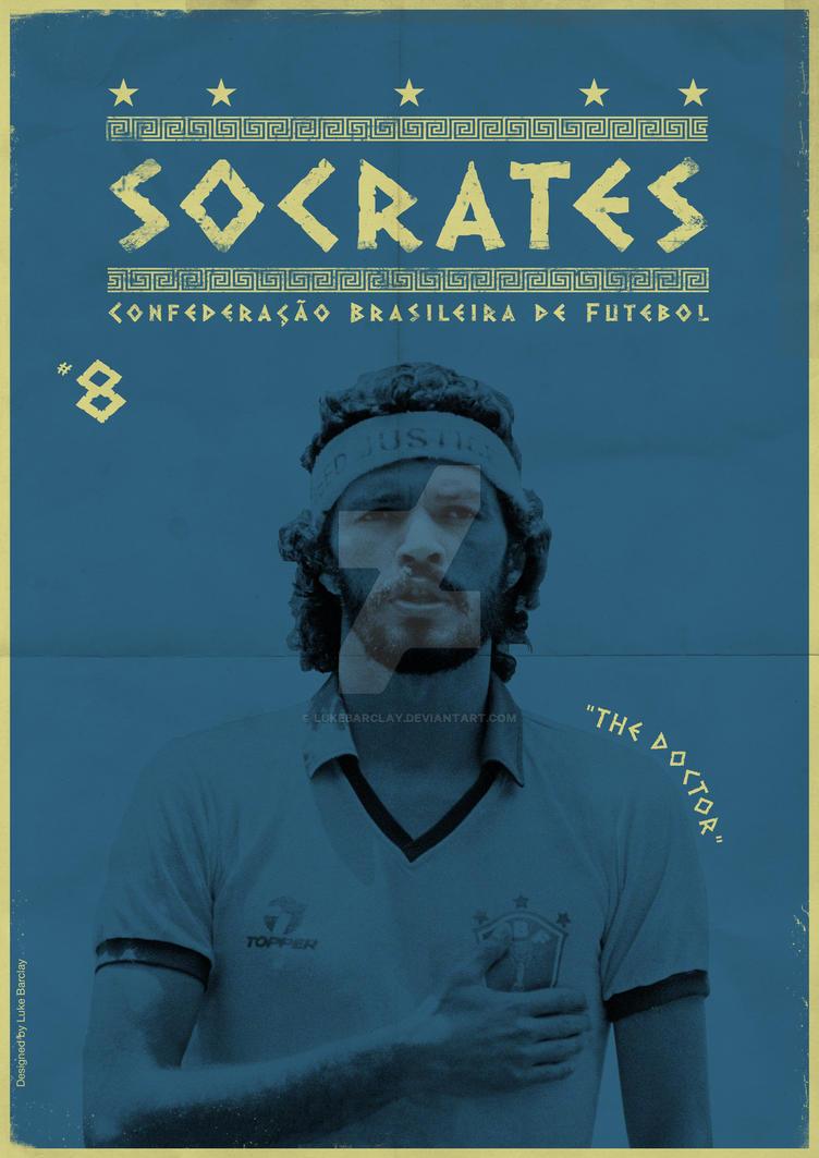 Socrates poster. by lukebarclay on DeviantArt