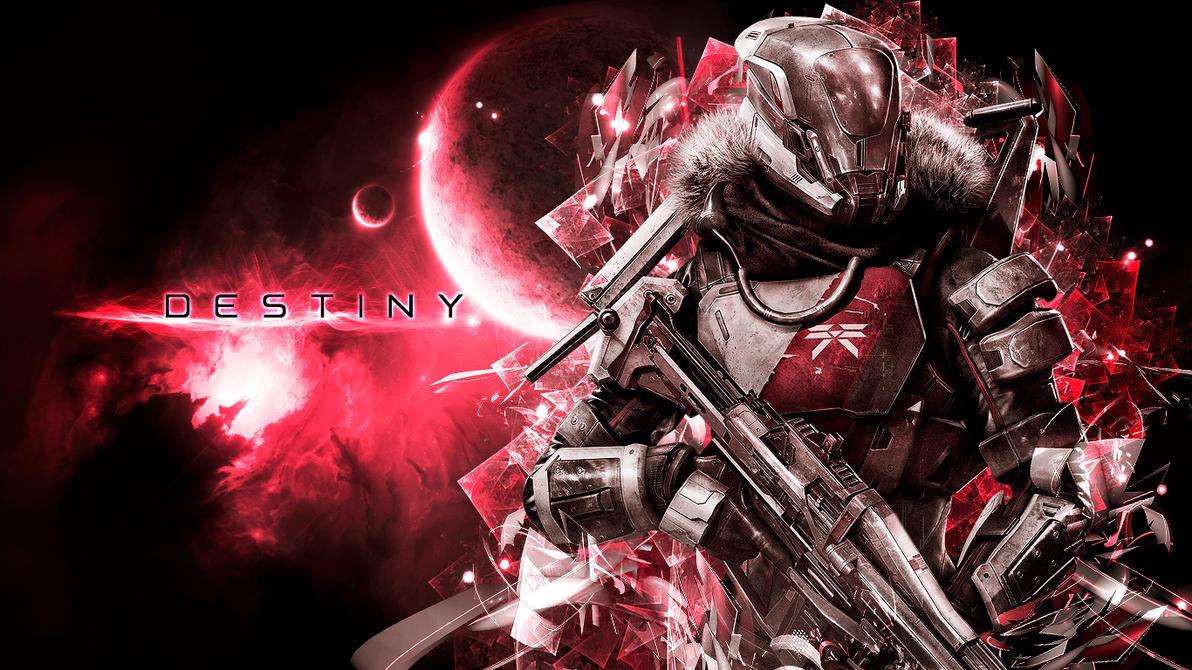 Destiny 2 Wallpaper 1080p: Destiny Wallpaper By Kilareth On DeviantArt